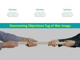 Overcoming Objections Tug Of War Image