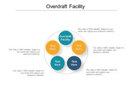 Overdraft Facility Ppt Powerpoint Presentation Layouts Slide Download Cpb