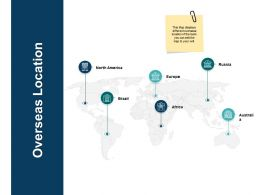 Overseas Location Ppt Powerpoint Presentation Portfolio