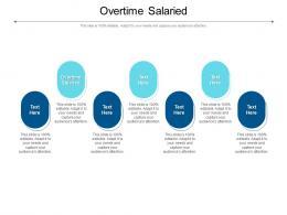 Overtime Salaried Ppt Powerpoint Presentation Slides Portrait Cpb