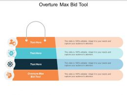 Overture Max Bid Tool Ppt Powerpoint Presentation Inspiration Background Cpb
