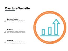 Overture Website Ppt Powerpoint Presentation Gallery Introduction Cpb