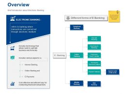 Overview Internet Banking Ppt Powerpoint Presentation Styles Examples