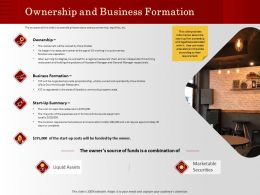 Ownership And Business Formation Will Require Ppt Powerpoint Presentation Gallery Sample