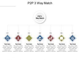 P2P 3 Way Match Ppt Powerpoint Presentation Portfolio Introduction Cpb