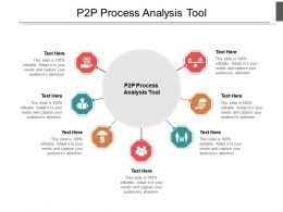 P2P Process Analysis Tool Ppt Powerpoint Presentation Layouts Background Cpb