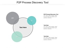 P2P Process Discovery Tool Ppt Powerpoint Presentation Infographic Template Outfit Cpb