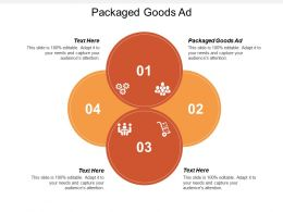 Packaged Goods Ad Ppt Powerpoint Presentation Infographics Pictures Cpb
