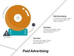 Paid Advertising Ppt Powerpoint Presentation File Slide Portrait Cpb