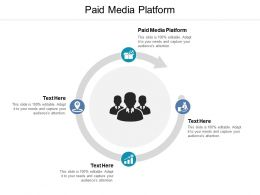 Paid Media Platform Ppt Powerpoint Presentation Summary Slides Cpb