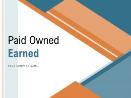 Paid Owned Earned Customer Advertising Marketing Challenges Consumers Engagement