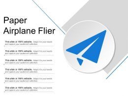 Paper Airplane Flier