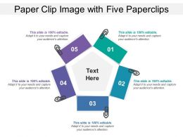 paper_clip_image_with_five_paperclips_Slide01