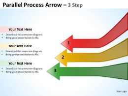 Paralle Process Arrow 3 Step 6