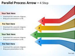 Paralle Process Arrow 4 Step 7