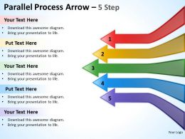 Paralle Process Arrow 5 Step 5