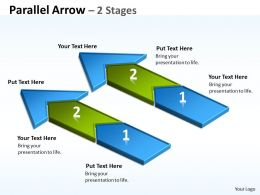 Parallel Arrow 2 Stages 15