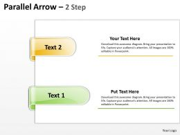 Parallel Arrow 2 Step 16