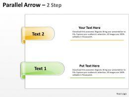 Parallel Arrow 2 Step 16