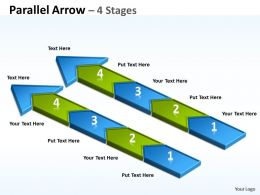 Parallel Arrow 4 Stages 14