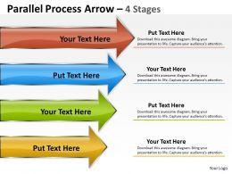 Parallel Arrow 4 Stages 15