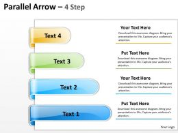 Parallel Arrow 4 Step 9