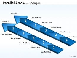 Parallel Arrow 5 Stages 12