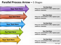 Parallel Arrow 5 Stages 13