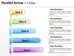 Parallel Arrow 5 Step 8