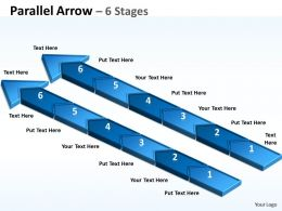 Parallel Arrow 6 Stages 8