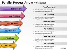 Parallel Arrow 6 Stages 9