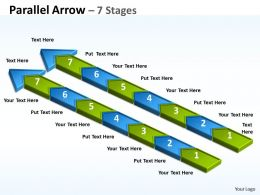 Parallel Arrow 7 Stages 7