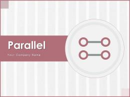 Parallel Arrow Planning Process Business Implementation Flowchart