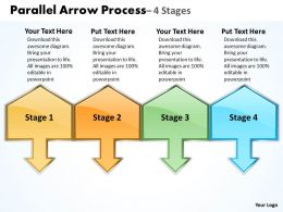 Parallel Arrow Process 16