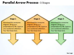 Parallel Arrow Process 20