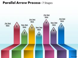 Parallel Arrow Process 7 Stages 6