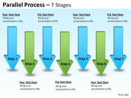 Parallel Arrow Stages 9