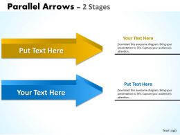 Parallel Arrows 2 Stages 7