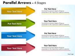 Parallel Arrows 4 Stages 44