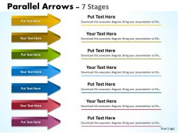 Parallel Arrows 7 Stages 5