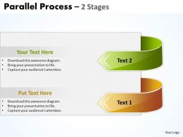 Parallel Process 2 Stages 3