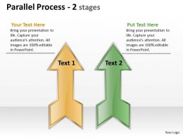Parallel Process 2 stages 8