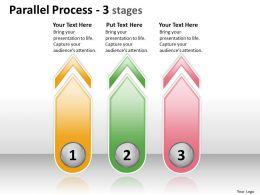 Parallel Process 3 Stages 25