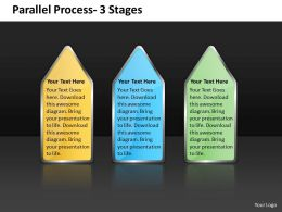 Parallel Process 3 Stages 26