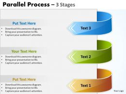 Parallel Process 3 Stages 27