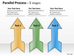 Parallel Process 3 stages 28