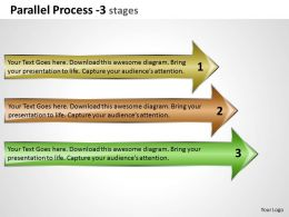 Parallel Process 3 stages 7