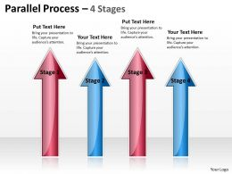 Parallel Process 4 Stages 22