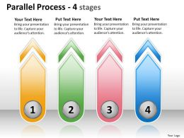 Parallel Process 4 Stages 23