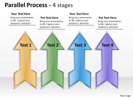 Parallel Process 4 stages 26